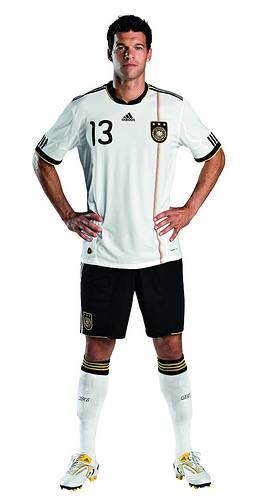 ballack im nationaltrikot